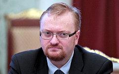 Виталий Милонов. Фото с сайта assembly.spb.ru