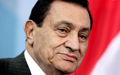 Хосни Мубарак. Фото Toby Jagmohan с сайта flickr.com