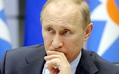 Владимир Путин. Фото с сайта government.ru