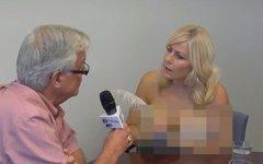 Уолтер Грей и Лори Вельбурн. Cтоп-кадр с видео в YouTube