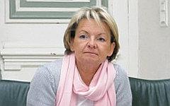 Мари-Клод Бомпа. Фото с сайта ville-bollene.fr