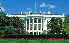 Белый дом в Вашингтоне. Фото с сайта wallpaperscom.net