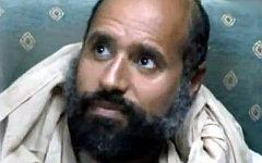 Саиф аль-Ислам Каддафи. Кадр канала Russia Today