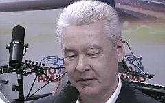 Сергей Собянин в эфире передачи «Мурзилки Live». Стоп-кадр с видео в YouTube