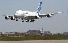 Airbus A380. Фото с сайта wikipedia.org
