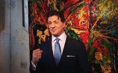 Сильвестр Сталлоне. Фото с сайта sylvesterstallone.com