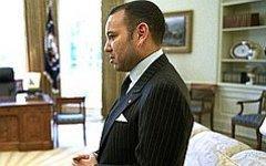 Король Марокко Мухаммед VI. Фото с сайта whitehouse.gov