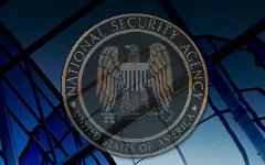 Эмблема АНБ США. Скриншот сайта nsa.gov