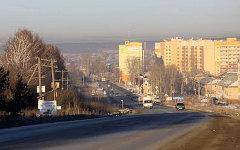 Город Арамиль. Фото Владимира Саппинена с сайта panoramio.com