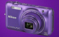 Nikon Coolpix S6600. Фото с сайта nikon.ru