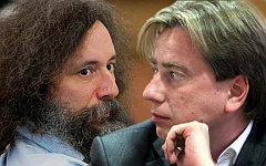 Михаил Гельфанд (слева) и Владимир Бурматов. Коллаж © KM.RU