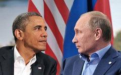 Барак Обама и Владимир Путин. Фото с сайта kremlin.ru