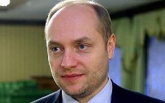 Александр Галушка. Кадр канала «Открытое Правительство»
