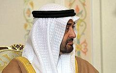 Мухаммед Аль Нахайян. Фото с сайта kremlin.ru