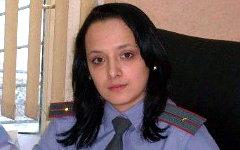 Вероника Филиппова. Фото с личной страницы в «Одноклассниках»