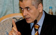 Геннадий Онищенко. Фото с сайта kremlin.ru