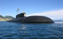 АПЛ «Томск». Фото с сайта warships.ru