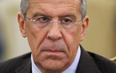 Сергей Лавров. Фото с сайта premier.gov.ru