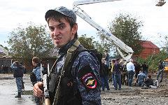 Место происшествия © РИА Новости, Саид Царнаев