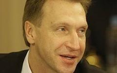 Игорь Шувалов. Фото с сайта wikipedia.org