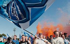 Болельщики «Зенита» © РИА Новости, Анатолий Медведь