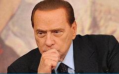 Сильвио Берлускони. Фото с сайта forzasilvio.it