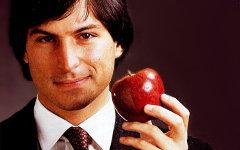 Стив Джобс в молодости. Фото с сайта davidairey.com