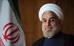 Хасан Рухани. Фото с сайта rouhani.ir