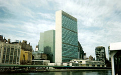 Здание штаб-квартиры ООН. Фото с сайта flickr.com