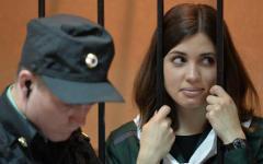 Надежда Толоконникова © РИА Новости, Максим Блинов