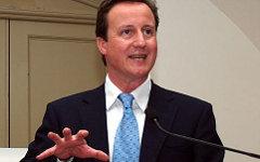 Дэвид Кэмерон. Фото с сайта wikipedia.org