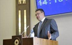 Владимир Владимиров. Фото с сайта gubernator.stavkray.ru