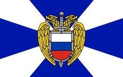 Флаг ФСО России. Изображение с сайта wikipedia.org