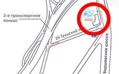 Место происшествия. Изображение с сайта ibrae.ac.ru