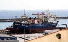 «Олег Найденов». Фото пользователя davidships с сайта shipspotting.com
