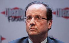 Франсуа Олланд. Фото с сайта elysee.fr
