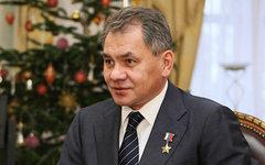 Сергей Шойгу. Фото с сайта premier.gov.ru