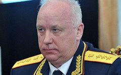 Александр Бастрыкин. Фото с сайта kremlin.ru