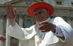 Бенедикт XVI. Фото с сайта wikimedia.org