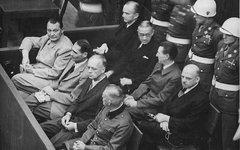 Нюрнбергский процесс. Фото с сайта wikimedia.org