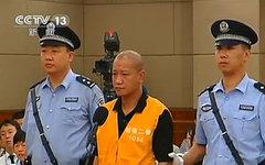 Лу Юэтинг. Кадр телеканала CCTV