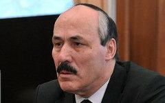 Рамазан Абдулатипов. Фото с сайта kremlin.ru