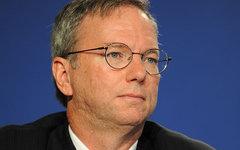 Эрик Шмидт. Фото с сайта wikimedia.org