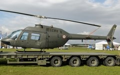 Вертолет AB206 вооруженных сил Италии. Фото с сайта wikipedia.org
