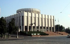 Украинский дом. Фото с сайта dic.academic.ru