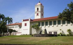 Roosevelt High School. Фото с сайта wikipedia.org