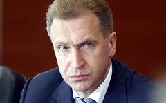 Игорь Шувалов. Фото с сайта government.ru
