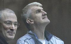 Михаил Ходорковский и Платон Лебедев © РИА Новости, Андрей Стенин
