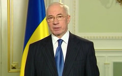 Николай Азаров. Стоп-кадр из видео в YouTube