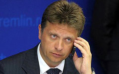 Максим Соколов. Фото с сайта kremlin.ru